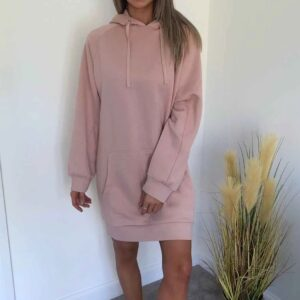 Hooded dress available to buy online