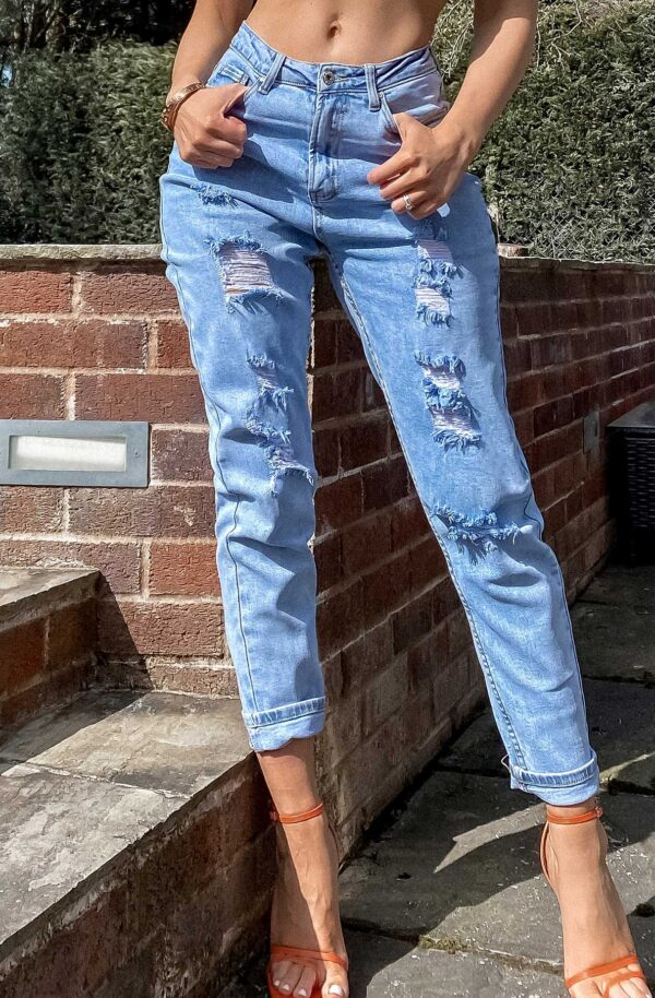 Mom jeans available to buy online
