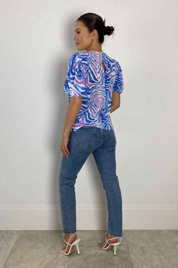 Printed Blouse available to buy online