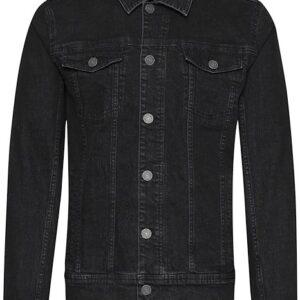 Black Denim Jacket available online