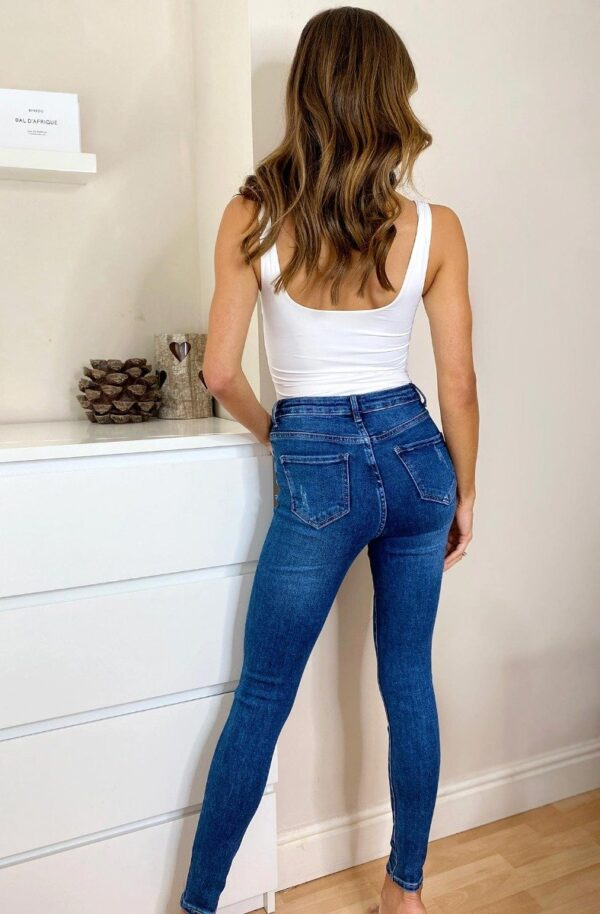 Ripped Skinny jean available to buy online