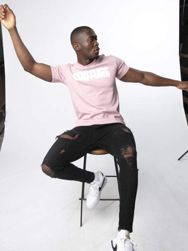Baby Pink tee available to buy online