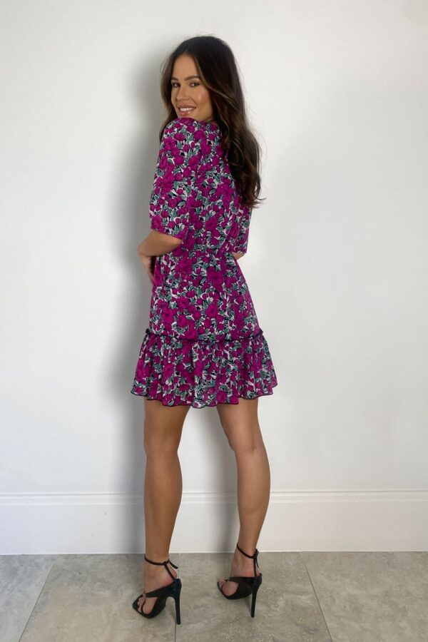 Purple dress available to buy online