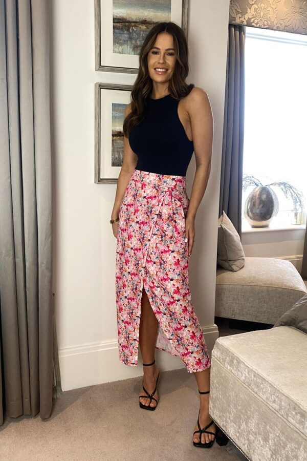 Floral Skirt available to buy online
