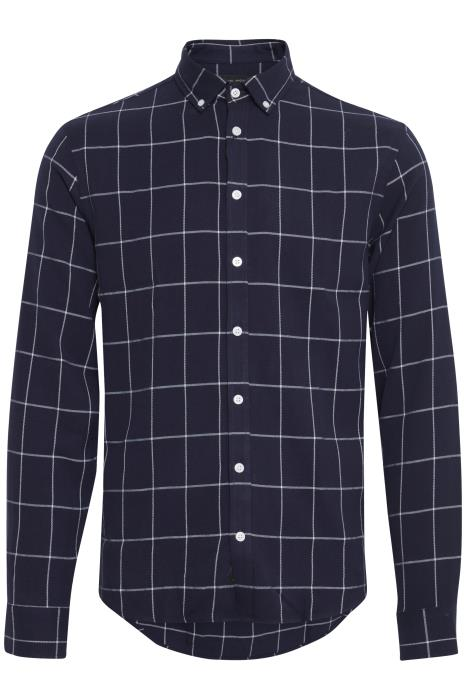 Navy check shirt available to buy online