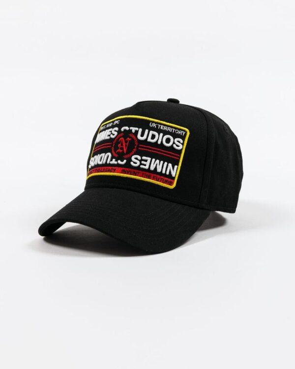 Black Trucker Cap Available to buy online