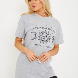 Grey Tee available to buy online