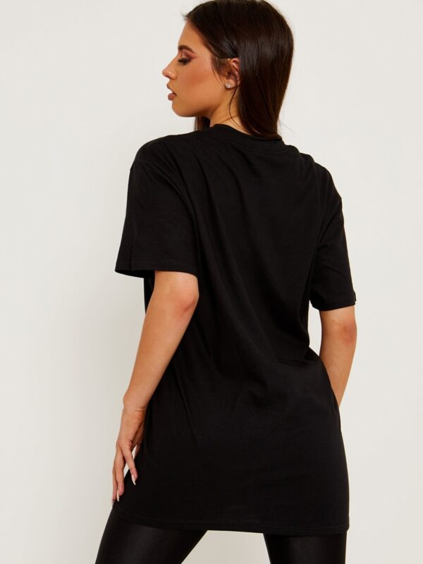 Black tee available to buy online