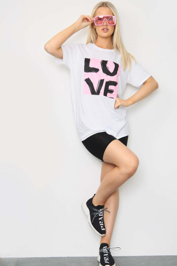 White tshirt available to buy online