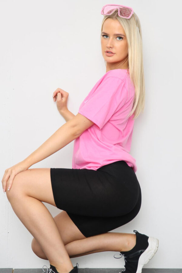 Pink tee available to buy online