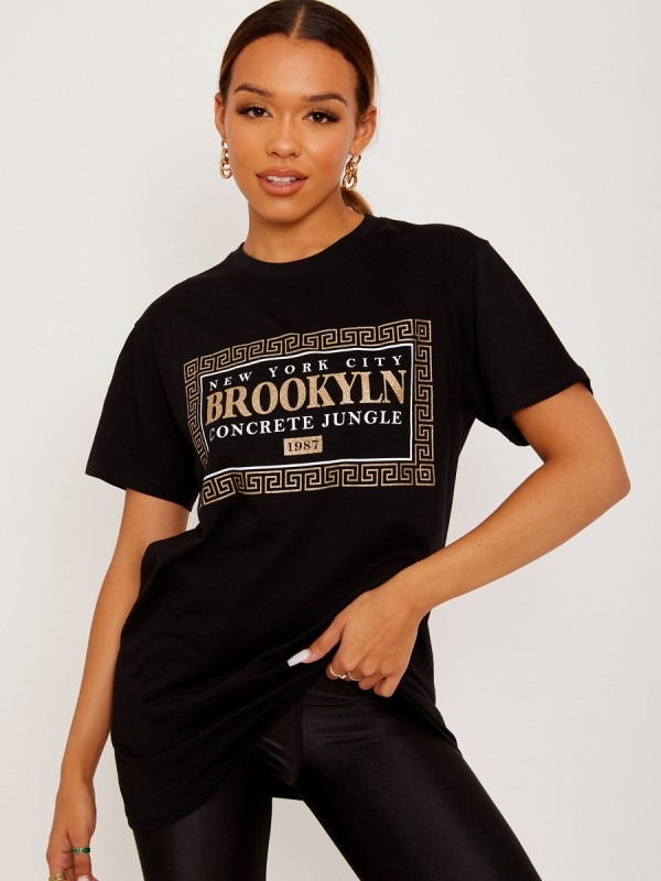 Black Tshirt available to buy online