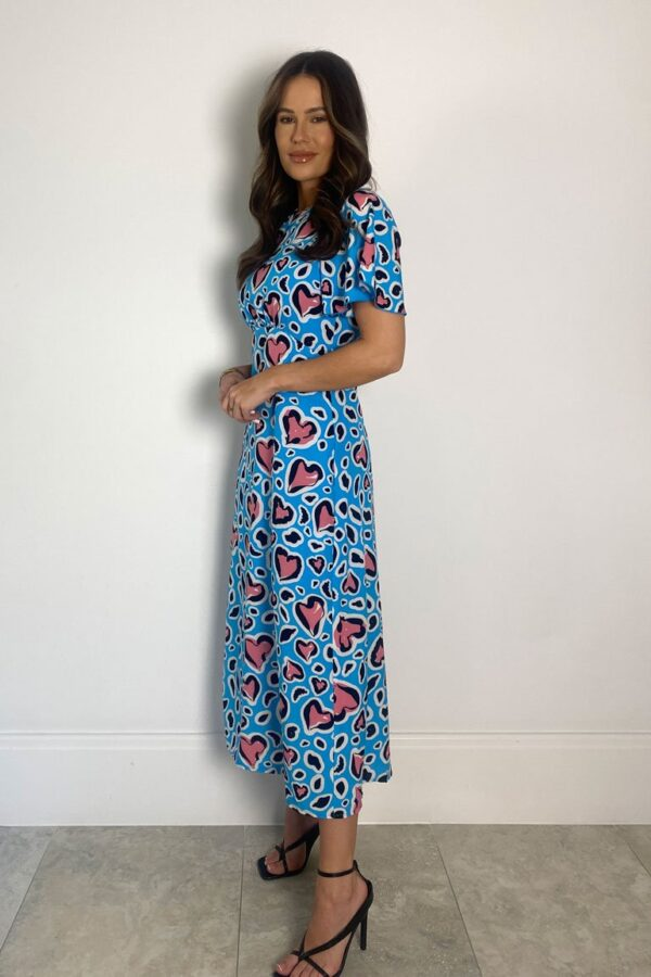 Blue dress available to buy online