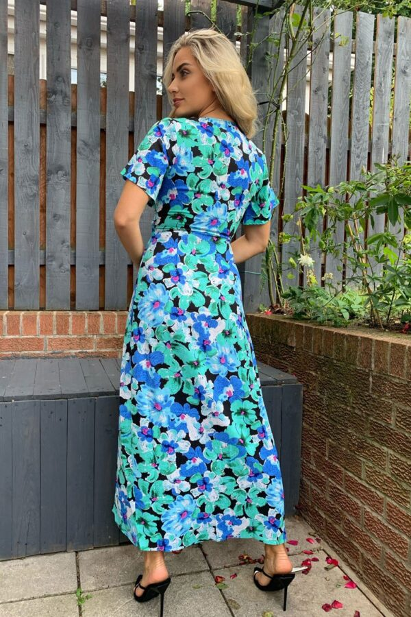 Floral dress available to buy online