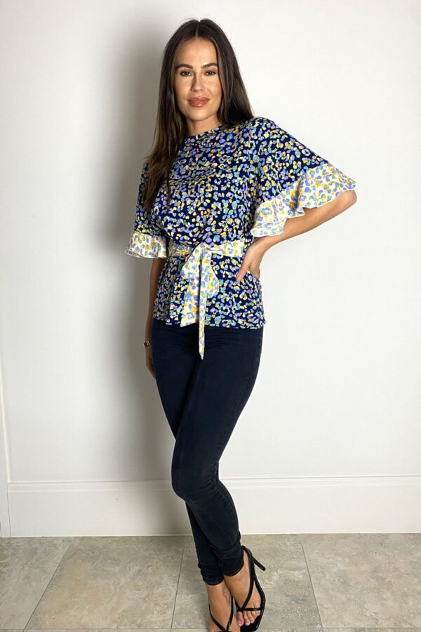Tie blouse available to buy online