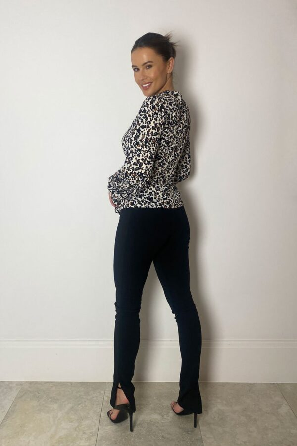 Animal Print Top available to buy online