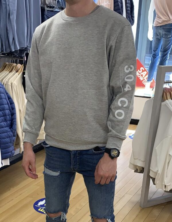 Grey sweater available to buy online