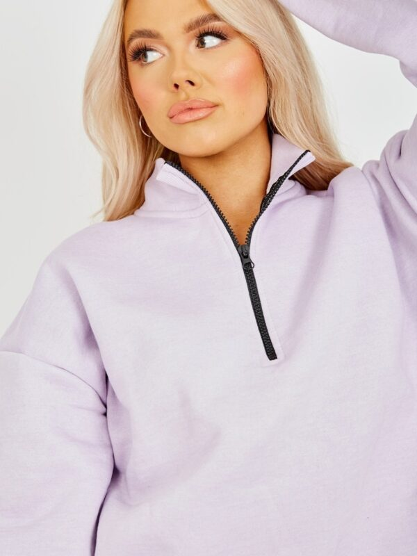 Lilac Sweatshirt available to buy online
