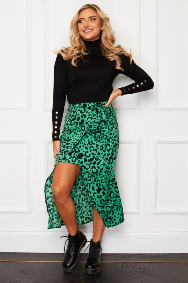 Green skirt available to buy online