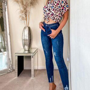 Skinny denim jean available to buy online