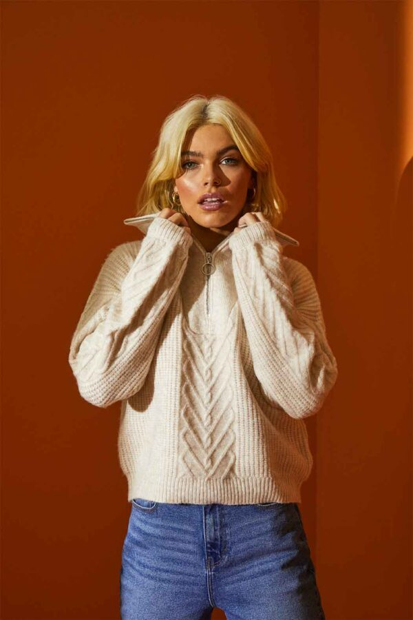 Cable knit available to buy online